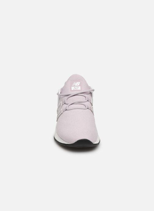 Sneakers New Balance WS247 B Roze model