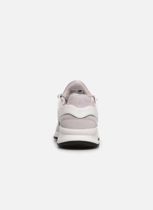 Sneakers New Balance WS247 B Roze rechts