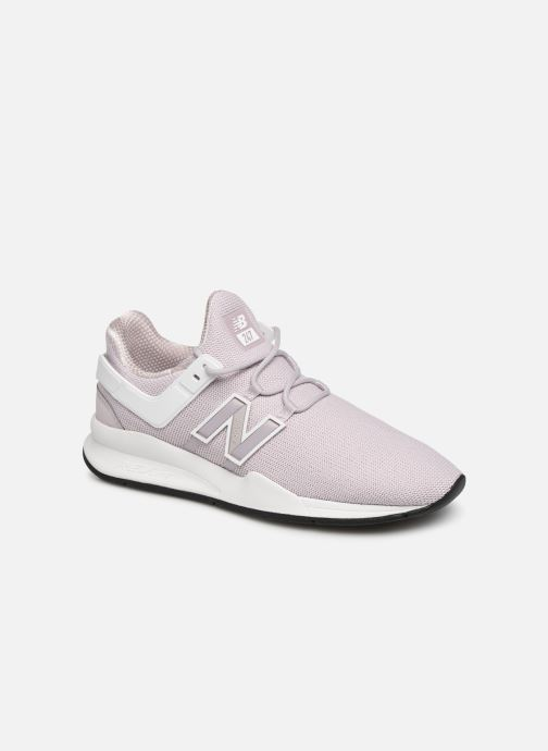 Baskets New Balance WS247 B Rose vue détail/paire
