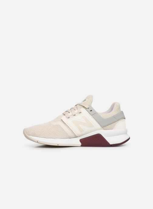 Sneakers New Balance WS247 B Beige immagine frontale