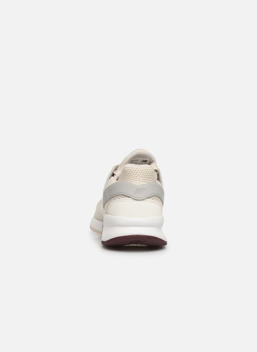 Trainers New Balance WS247 B Beige view from the right