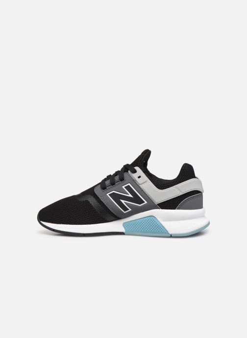 Baskets New Balance WS247 B Noir vue face