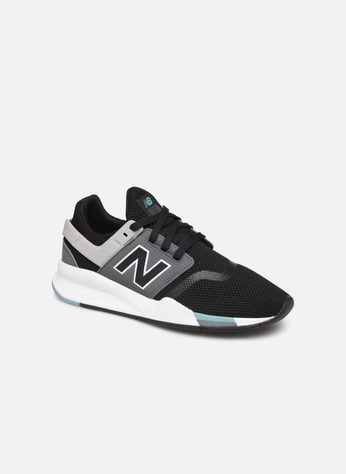 Trainers New Balance WS247 B Black detailed view/ Pair view