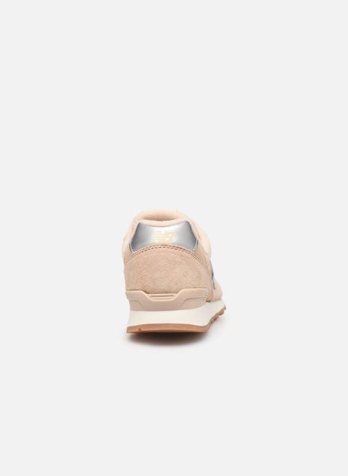 Sneakers New Balance WL996 D Beige rechts