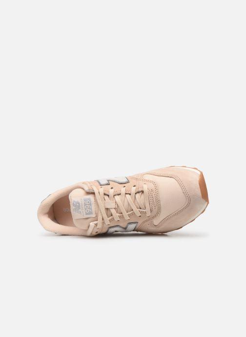 Sneakers New Balance WL996 D Beige links