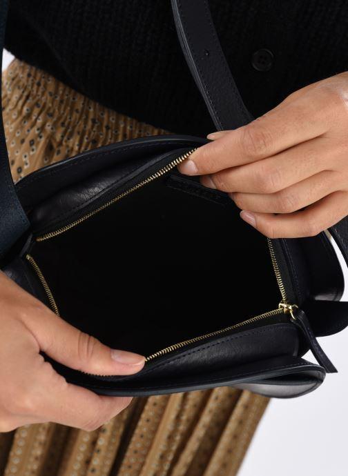 Handtassen Herbert Frère Soeur GIGI Zwart achterkant