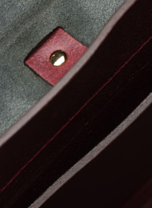 Handtassen Herbert Frère Soeur INES KELLER Bordeaux achterkant