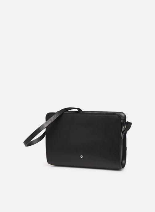 Handbags Herbert Frère Soeur BEA Black model view