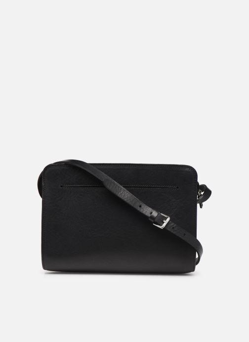 Handbags Herbert Frère Soeur BEA Black front view