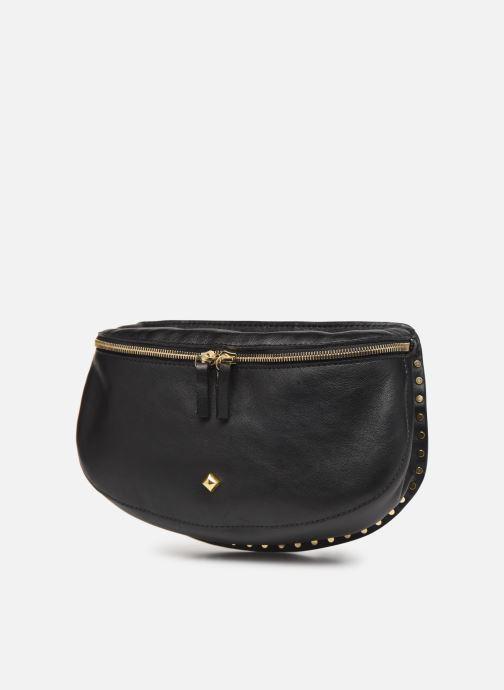 Handbags Herbert Frère Soeur LILI Black model view