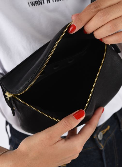 Handbags Herbert Frère Soeur LILI Black back view