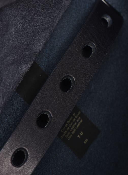 Portemonnaies & Clutches Herbert Frère Soeur LILI VELOURS blau ansicht von hinten