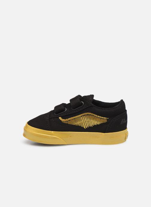 Sneakers Vans Old Skool BB Zwart voorkant