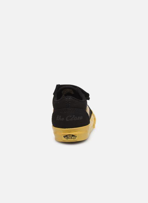 Sneakers Vans Old Skool BB Zwart rechts