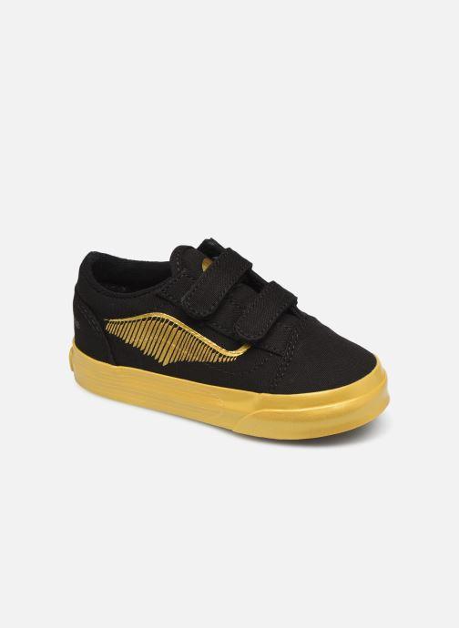 Sneakers Vans Old Skool BB Zwart detail