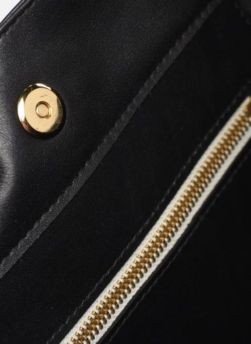 Handbags Louvreuse MONA Black back view