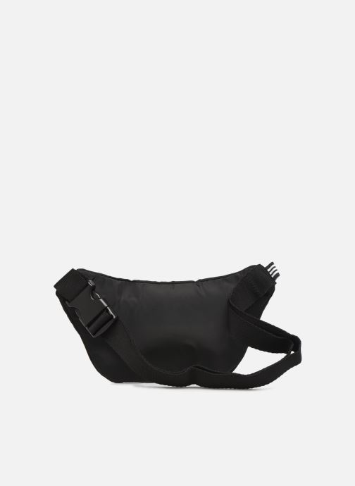 Kleine lederwaren adidas originals WAISTBAG Zwart voorkant