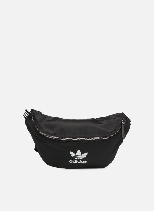 Kleine lederwaren adidas originals WAISTBAG Zwart detail