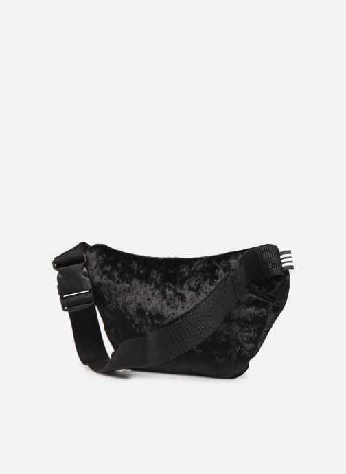 Portemonnaies & Clutches adidas originals WAISTBAG schwarz ansicht von rechts