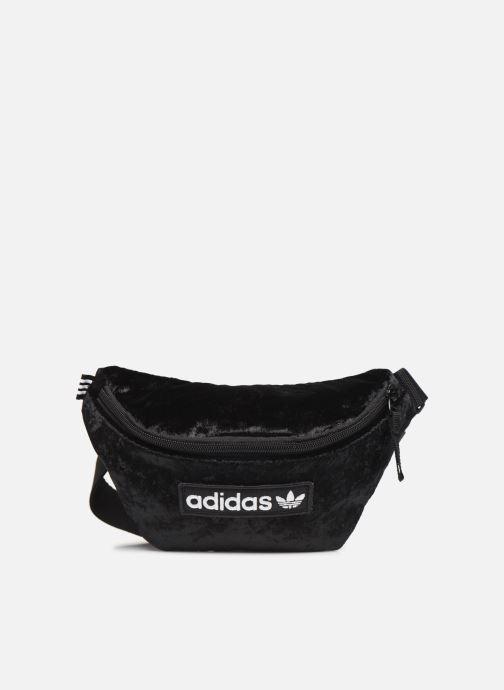 Kleine lederwaren adidas originals WAISTBAG Zwart detail