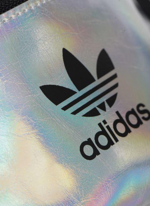 Portemonnaies & Clutches adidas originals WAISTBAG silber ansicht von links