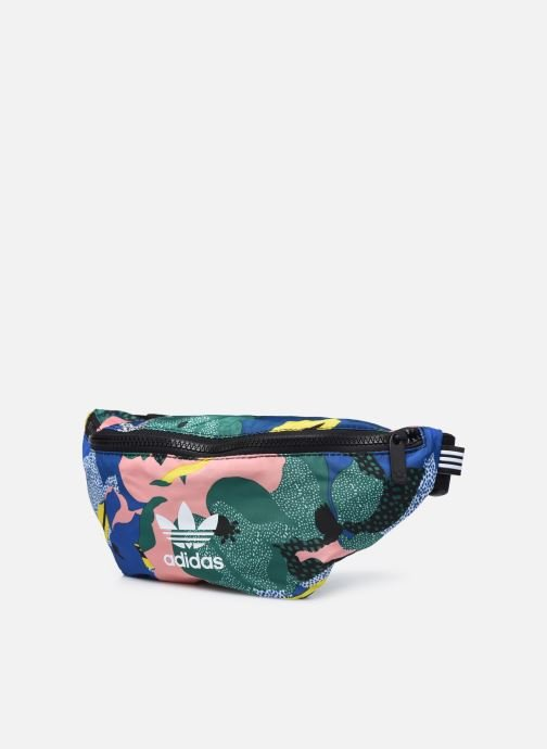 Petite Maroquinerie adidas originals WAISTBAG Multicolore vue portées chaussures