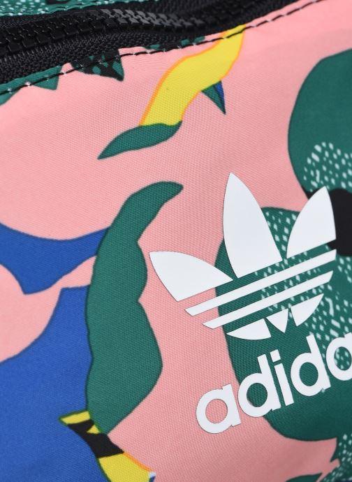 Petite Maroquinerie adidas originals WAISTBAG Multicolore vue gauche