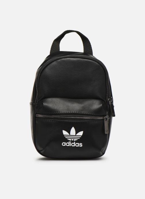 Rucksäcke adidas originals BP MINI PU schwarz detaillierte ansicht/modell