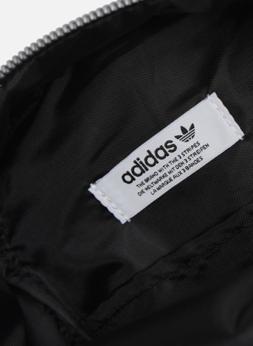 Rucksacks adidas originals BP MINI PU White back view