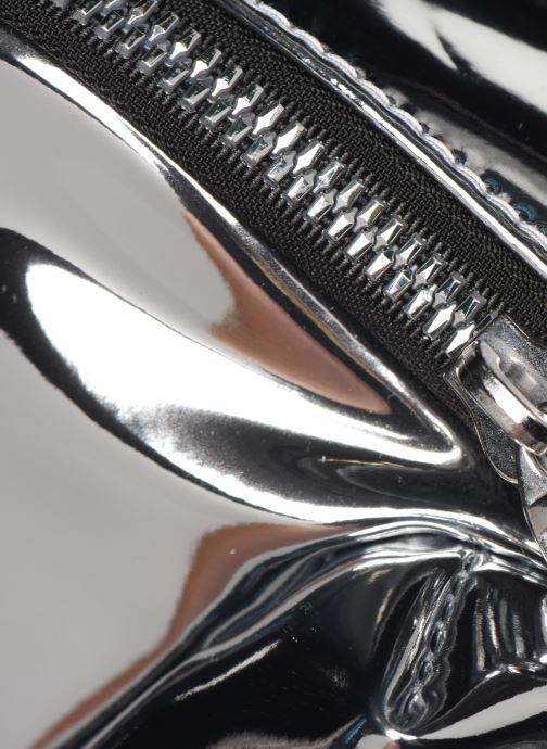 Rucksäcke adidas originals BP MINI PU weiß ansicht von links