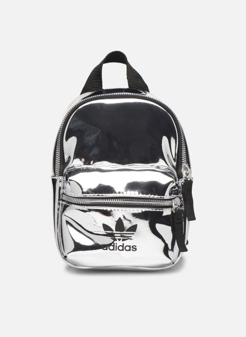 Rugzakken adidas originals BP MINI PU Wit detail