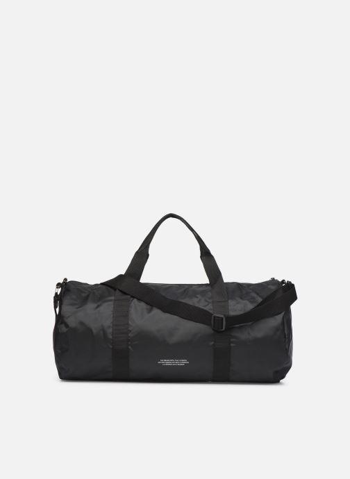 Sporttaschen adidas originals AC DUFFLE schwarz ansicht von vorne