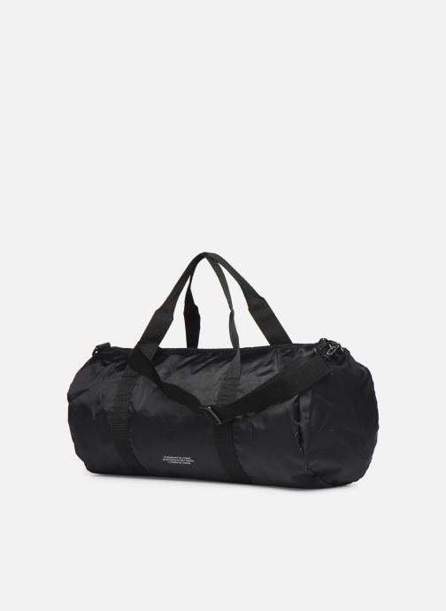 Sports bags adidas originals AC DUFFLE Black view from the right