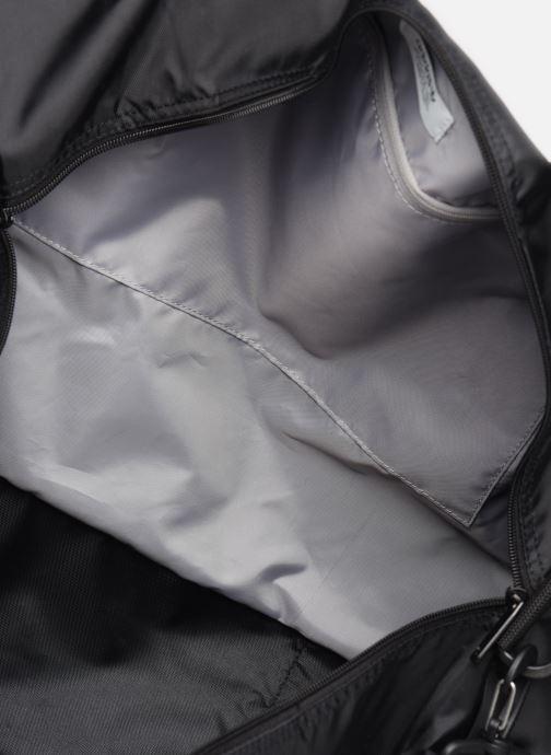 Sporttaschen adidas originals AC DUFFLE schwarz ansicht von hinten