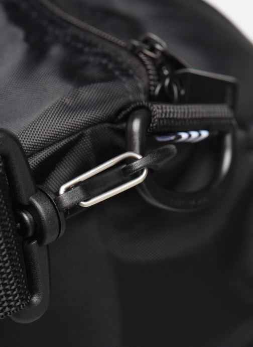 Sporttaschen adidas originals AC DUFFLE schwarz ansicht von links