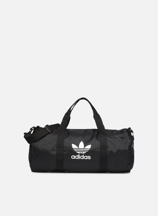 Sports bags adidas originals AC DUFFLE Black detailed view/ Pair view