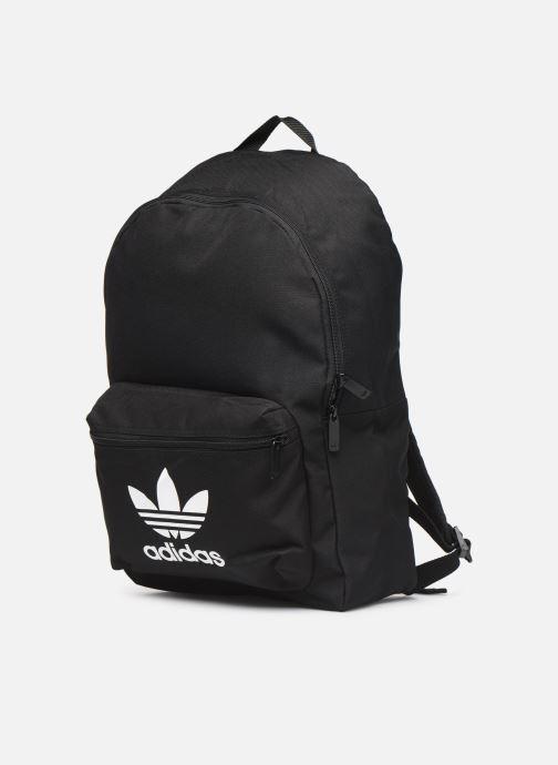 Rucksäcke adidas originals AC CLASS BP schwarz schuhe getragen