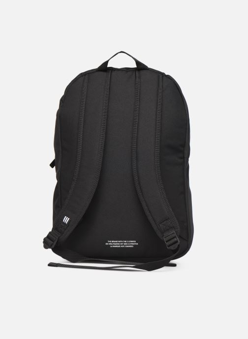 Rucksäcke adidas originals AC CLASS BP schwarz ansicht von vorne