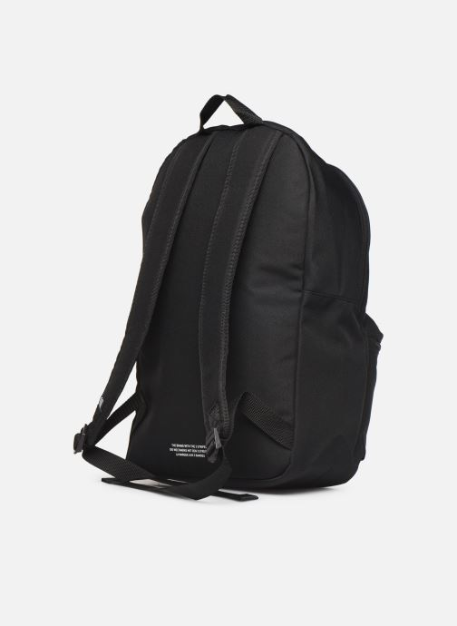 Mochilas adidas originals AC CLASS BP Negro vista lateral derecha