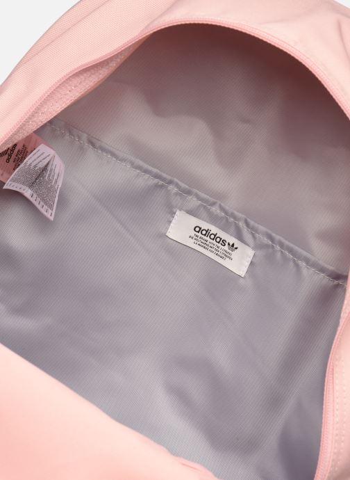 Rucksäcke adidas originals AC CLASS BP rosa ansicht von hinten