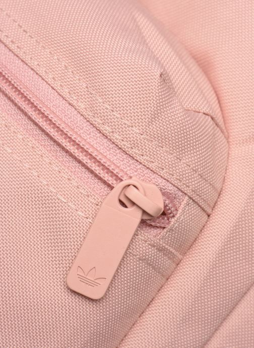 Rucksäcke adidas originals AC CLASS BP rosa ansicht von links
