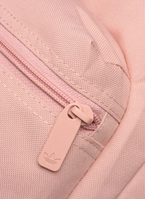 Mochilas adidas originals AC CLASS BP Rosa vista lateral izquierda