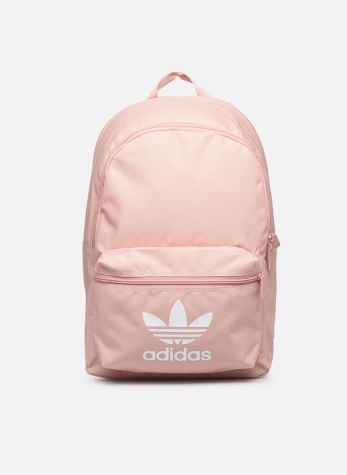 Rucksacks adidas originals AC CLASS BP Pink detailed view/ Pair view