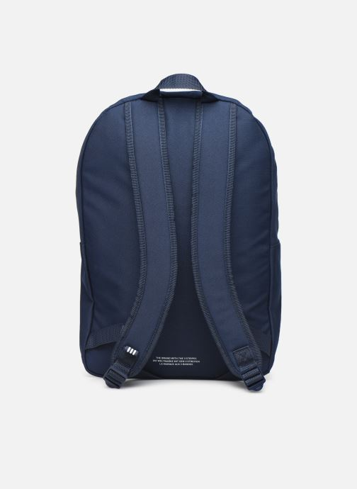 Sacs à dos adidas originals AC CLASS BP Bleu vue face