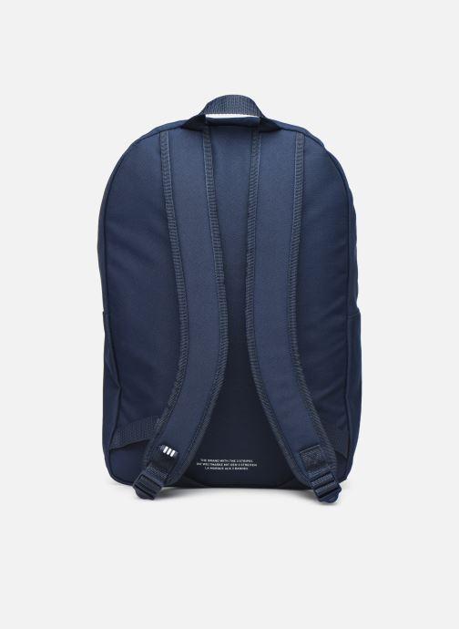 Rucksäcke adidas originals AC CLASS BP blau ansicht von vorne