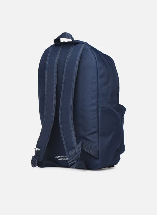 Rucksacks adidas originals AC CLASS BP Blue view from the right