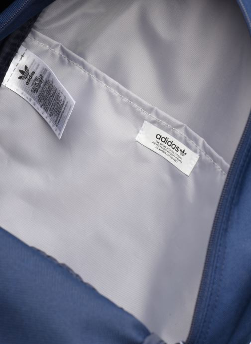 Sacs à dos adidas originals AC CLASS BP Bleu vue derrière