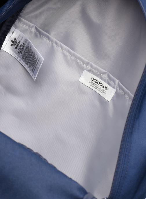 Rugzakken adidas originals AC CLASS BP Blauw achterkant