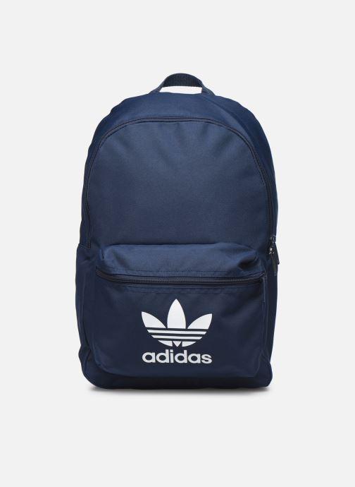 Rucksäcke adidas originals AC CLASS BP blau detaillierte ansicht/modell