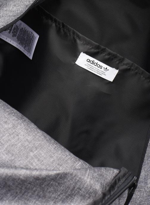 Rucksacks adidas originals MEL CLASSIC BP Grey back view